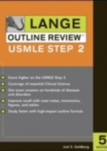 Обложка книги  - Lange Outline Review: USMLE Step 2, Fifth Edition
