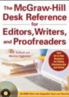 Обложка книги  - McGraw-Hill Desk Reference for Editors, Writers, and Proofreaders