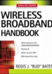Обложка книги  - Wireless Broadband Handbook