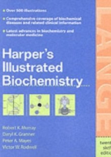 Обложка книги  - Harper's Illustrated Biochemistry