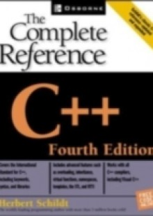 Обложка книги  - C++: The Complete Reference, 4th Edition