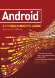 Обложка книги  - ANDROID A PROGRAMMERS GUIDE