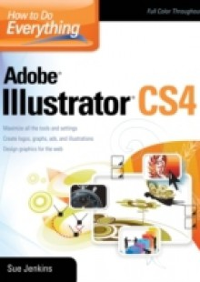 Обложка книги  - How to Do Everything Adobe Illustrator