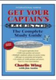 Обложка книги  - Get Your Captain's License, Fourth Edition