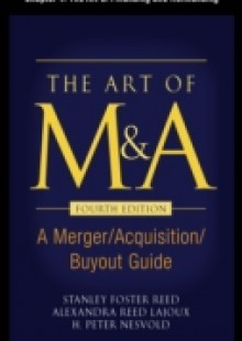 Обложка книги  - Art of M&A, Fourth Edition, Chapter 4