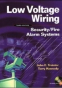 Обложка книги  - Low Voltage Wiring: Security/Fire Alarm Systems