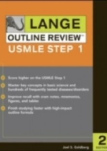 Обложка книги  - Lange Outline Review: USMLE Step 1, Second Edition