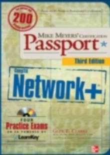 Обложка книги  - Mike Meyers CompTIA Network+ Certification Passport, Third Edition