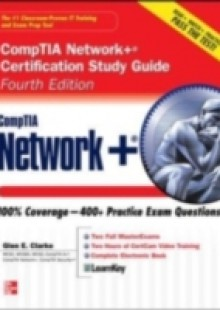 Обложка книги  - CompTIA Network+ Certification Study Guide, Fourth Edition