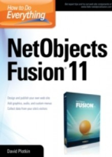 Обложка книги  - How to Do Everything NetObjects Fusion 11