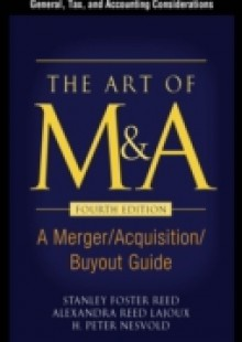 Обложка книги  - Art of M&A, Fourth Edition, Chapter 5