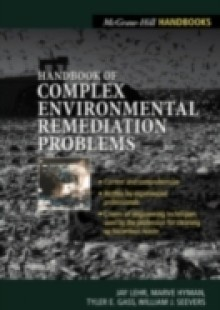 Обложка книги  - Handbook of Complex Environmental Remediation Problems