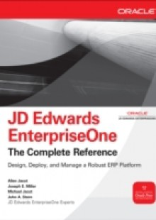 Обложка книги  - JD Edwards EnterpriseOne, The Complete Reference