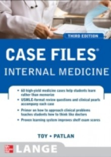 Обложка книги  - Case Files Internal Medicine, Third Edition