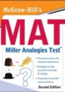 Обложка книги  - McGraw-Hill's MAT Miller Analogies Test, Second Edition