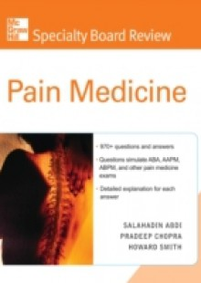 Обложка книги  - McGraw-Hill Specialty Board Review Pain Medicine