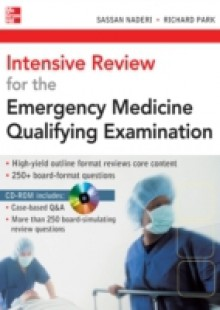 Обложка книги  - Intensive Review for the Emergency Medicine Qualifying Examination