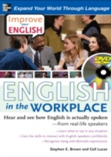 Обложка книги  - Improve Your English: English in the Workplace
