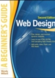 Обложка книги  - Web Design: A Beginner's Guide Second Edition