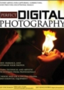 Обложка книги  - Perfect Digital Photography