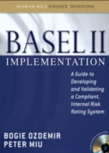 Обложка книги  - Basel II Implementation: A Guide to Developing and Validating a Compliant, Internal Risk Rating System