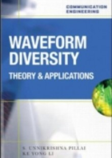 Обложка книги  - Waveform Diversity: Theory & Applications