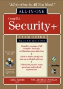 Обложка книги  - CompTIA Security+ All-in-One Exam Guide, Second Edition (Exam SY0-201)