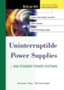 Обложка книги  - Uninterruptible Power Supplies