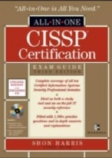 Обложка книги  - CISSP All-in-One Exam Guide, Third Edition