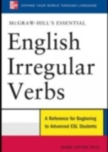 Обложка книги  - McGraw-Hill's Essential English Irregular Verbs