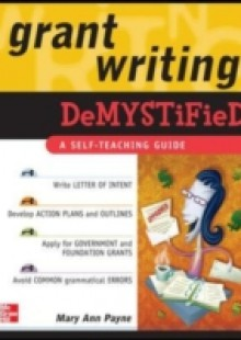 Обложка книги  - Grant Writing DeMYSTiFied