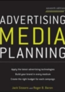 Обложка книги  - Advertising Media Planning, Seventh Edition