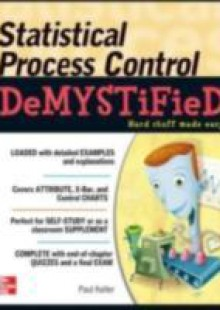 Обложка книги  - Statistical Process Control Demystified