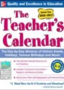 Обложка книги  - Teachers Calendar, School Year 2010-2011