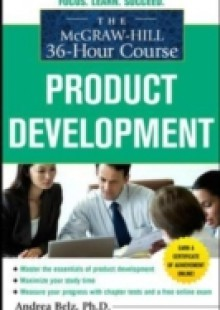 Обложка книги  - McGraw-Hill 36-Hour Course Product Development