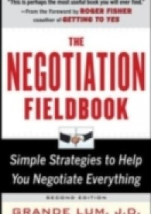 Обложка книги  - Negotiation Fieldbook, Second Edition