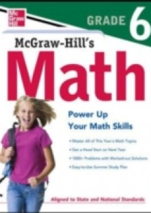 Обложка книги  - McGraw-Hill Education Math Grade 6