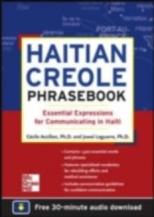 Обложка книги  - Haitian Creole Phrasebook: Essential Expressions for Communicating in Haiti