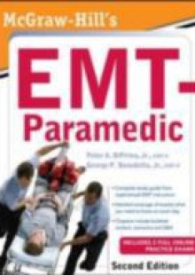 Обложка книги  - McGraw-Hill's EMT-Paramedic, Second Edition