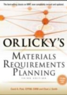 Обложка книги  - Orlicky's Material Requirements Planning, Third Edition