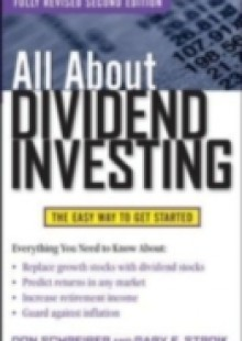 Обложка книги  - All About Dividend Investing, Second Edition