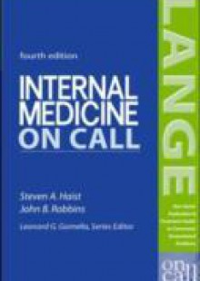Обложка книги  - Internal Medicine On Call