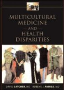 Обложка книги  - Multicultural Medicine and Health Disparities