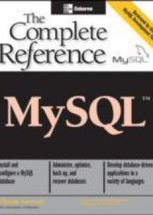 Обложка книги  - MySQL: The Complete Reference