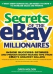 Обложка книги  - Secrets of the eBay Millionaires