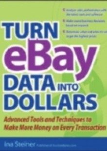 Обложка книги  - Turn eBay Data into Dollars
