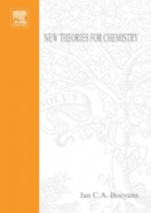 Обложка книги  - New Theories for Chemistry