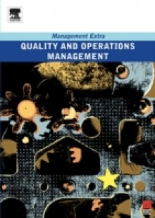 Обложка книги  - Quality and Operations Management