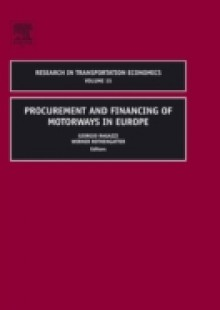 Обложка книги  - Procurement and Financing of Motorways in Europe