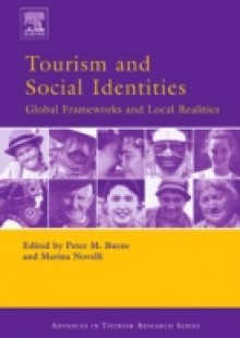 Обложка книги  - Tourism and Social Identities